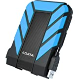 ADATA Dashdrive Duurzame HD710 Pro externe harde schijf, USB 3.1 (2TB, blauw)