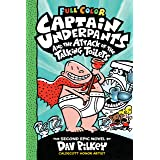 Captain Underpants and the Attack of the Talking Toilets: Color Edition (Captain Underpants #2) (Color Edition)