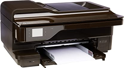 HP OfficeJet 7612 Wireless Color Photo Printer with Scanner, Copier and Fax (G1X85A#ACJ)