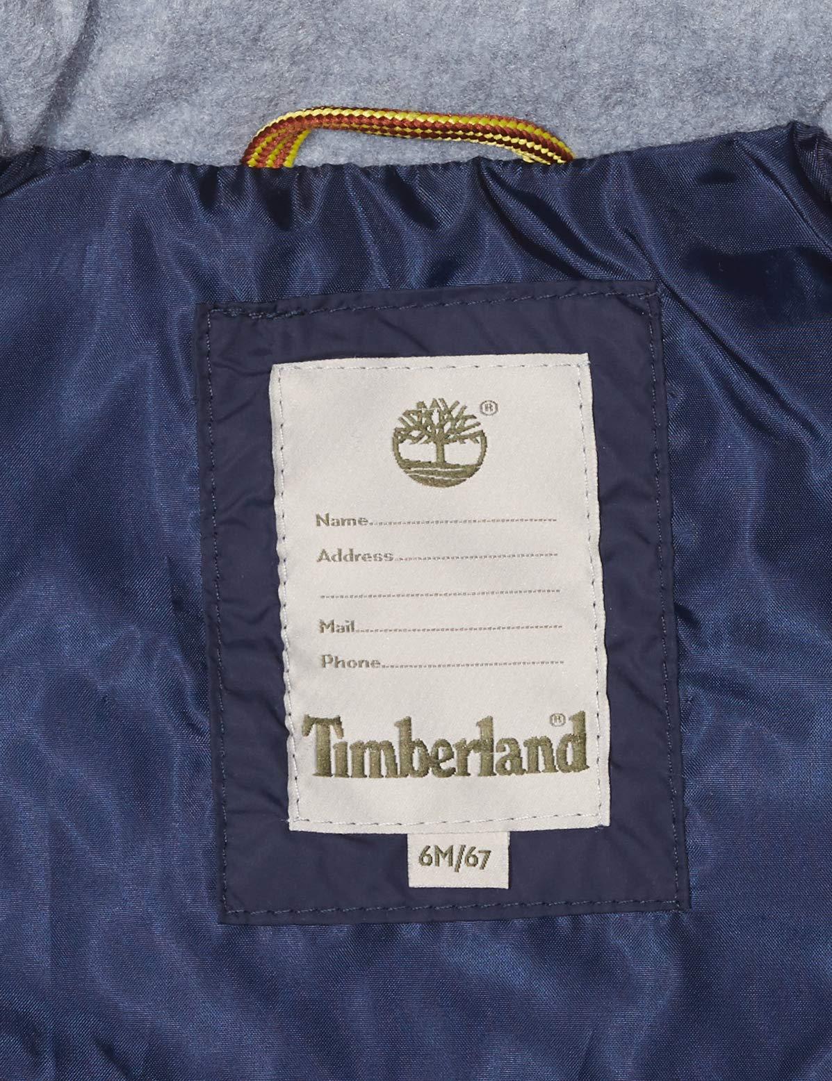 Timberland Doudoune Sans Manches Chaqueta sin Mangas para Bebés