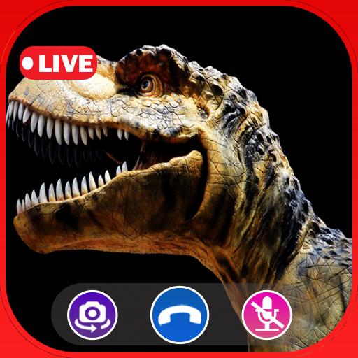 Dinosaur Simulator Call Video Prank Call Apps