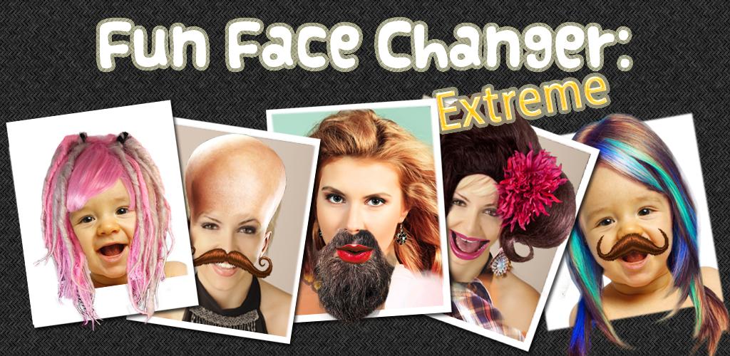 Zoom IMG-1 fun face changer extreme free