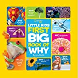 Big Book of Why: All Your Questions Answered Plus Games, Recipes, Crafts & More! (National Geographic Little Kid…