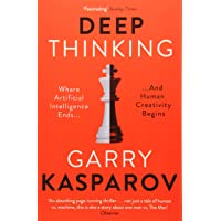 Deep Thinking: Where Machine Intelligence Ends and Human Creativity Begins