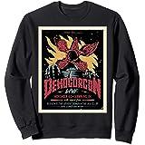 Stranger Things Day Demogoron Live November 6th Poster Sweatshirt
