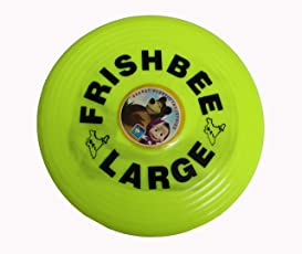 Flying Disc (Frisbee) - Unbreakable, Durable and Light Weight for Sports