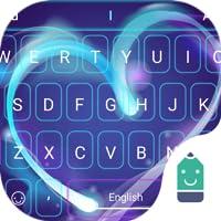 Bubble Love Theme&Emoji Keyboard