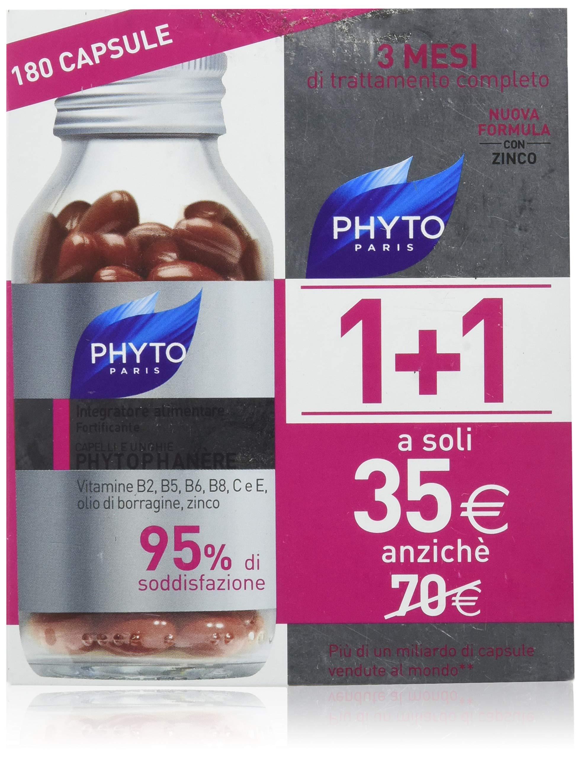 Phyto Integratore Capelli Naturale