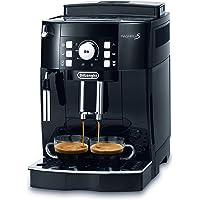 De'Longhi Magnifica S ECAM 21.116.B Kaffeevollautomat (Direktwahltasten und Drehregler, Milchaufschäumdüse…
