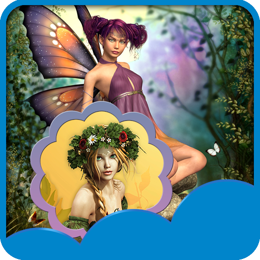 Fairy Photo Frames -