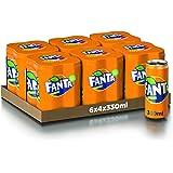 Fanta Original 330ml x24 (Lattina)