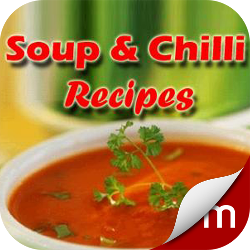500 Soup and Chili Recipes -