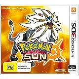 Pokemon Sun, 3DS