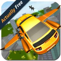 Flying Car San Andreas Shooter