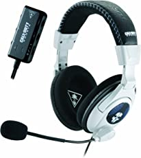 Turtle Beach Xbox 360 Call of Duty: Ghosts Ear Force Shadow Gaming Headset - Limited Edition