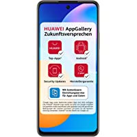 HUAWEI P smart 2021 Dual SIM Smartphone (16,94 cm - 6,67 Zoll, 128 GB interner Speicher, 4 GB RAM, Android 10 AOSP ohne…