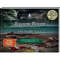 Escape Room. Die dunkle Insel: Adventskalender zum Aufschneiden | Das Original: Der neue Escape-Room-Adventskalender für…