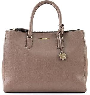 4a2e21afd97ea Coccinelle Keyla Handtasche Leder 27 cm  Amazon.de  Schuhe   Handtaschen