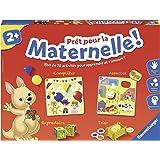 Ravensburger- Jeu Educatif- Prêt pour la maternelle !- A partir de 2 ans- 24115