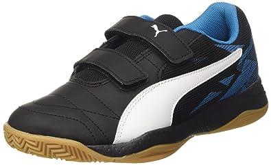 90992b5b0 Puma Unisex Kids  Veloz Indoor Iii V Jr Football Boots  Amazon.co.uk ...