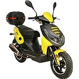 City Roller 4-Takter GMX 550 Mofa ohne Führerschein wenn