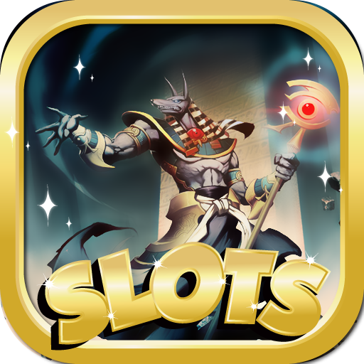 Wheel Of Fortune Free Slots : Anubis Edition - God Of Casino Slot Machines Hd