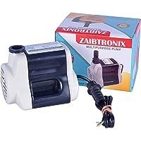 Zaibtronix 18 Watt Multipurpose Submersible Water Lifting Pump for Dessert Air Cooler, Aquarium, Fountains - 165-230v 1…