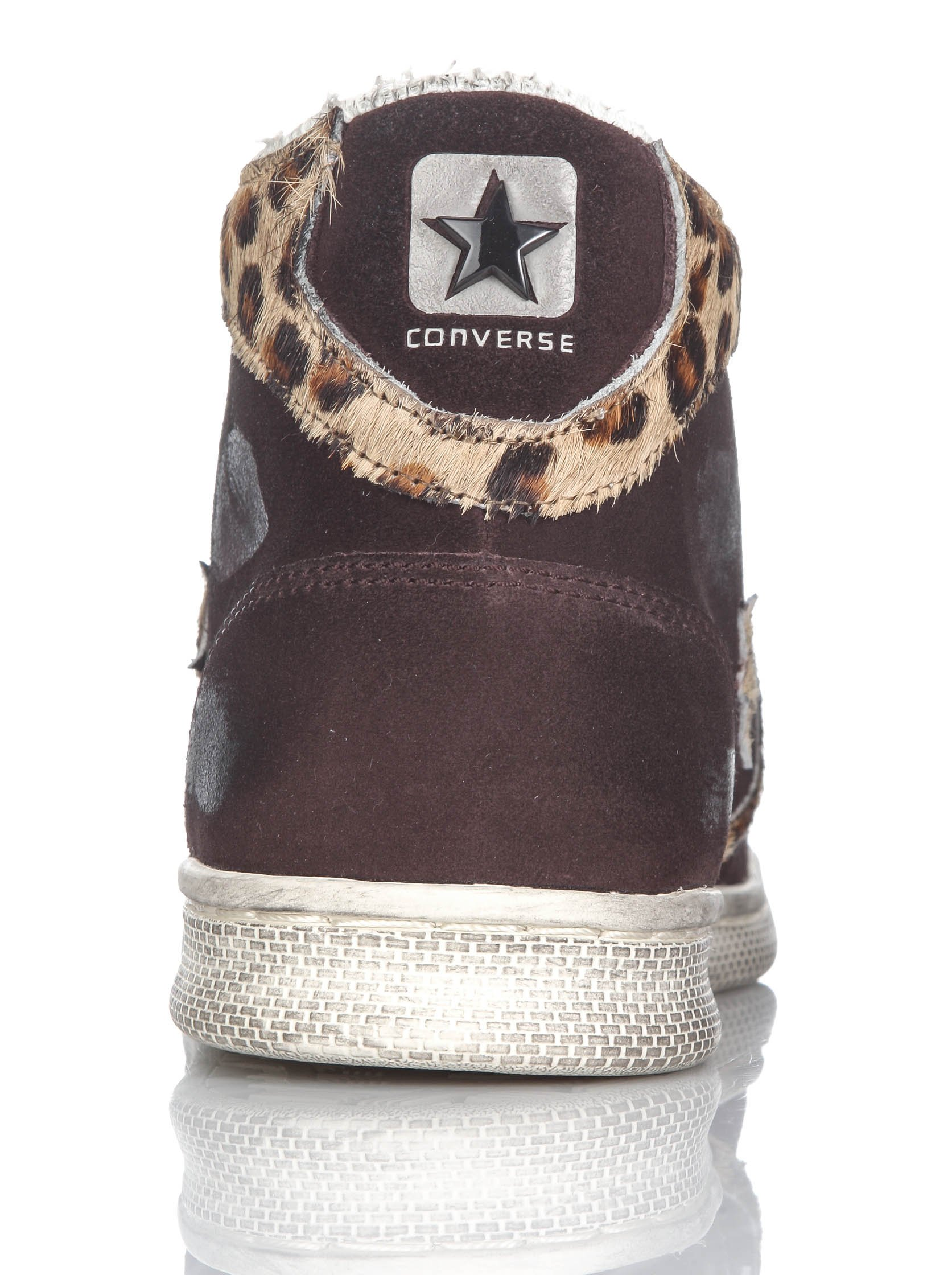 Converse Zapatillas Pro Leather Mid Suede Ltd Chocolate EU 37 (US 4,5)