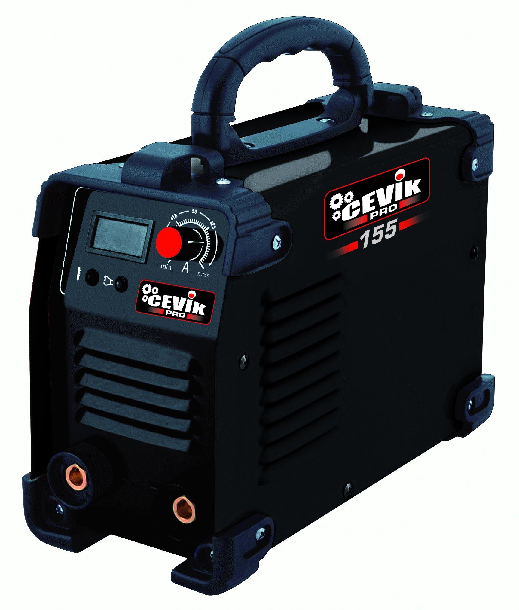 Cevik PRO 155 Equipo de soldadura, 120Amp