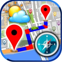 GPS Route Navigation & Weather