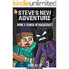 Steve's New Adventure Book 3: School of Magecraft (Changing Horizon)