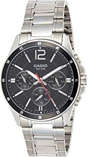 Casio Enticer Black Dial Men's Watch   A832/A1645
