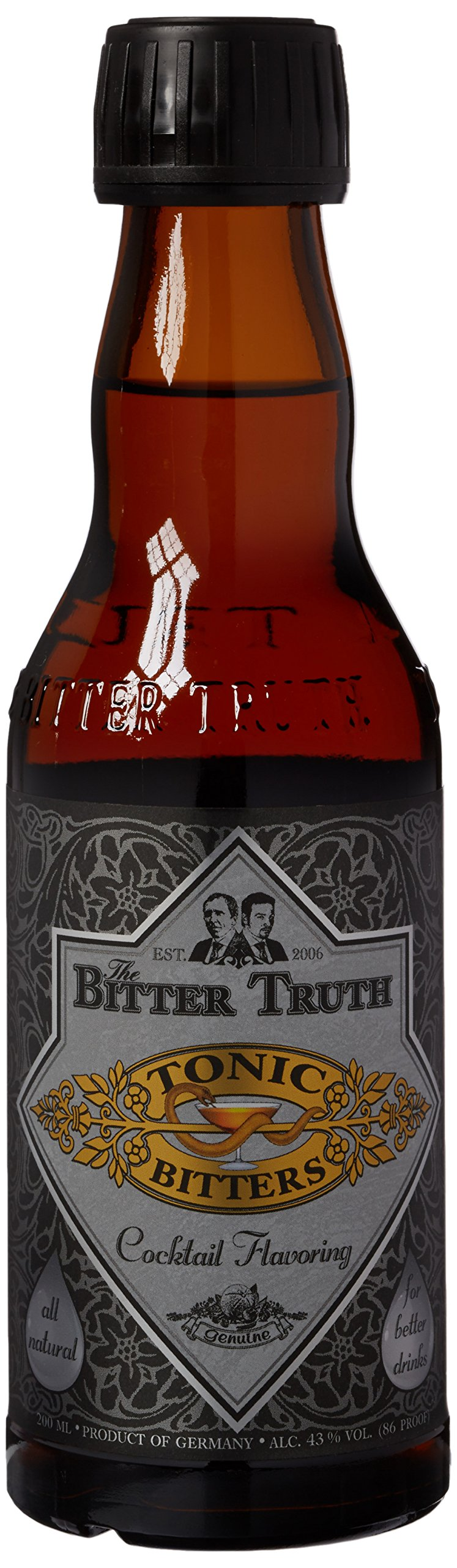 BITTER TRUTH TONIC BITTERS Bitter aromatizzante CL.20