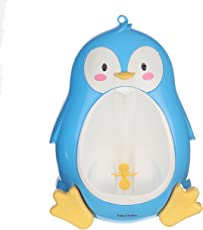 Tiffy & Toffee Baby Hygienic Penguin Urinal, Blue