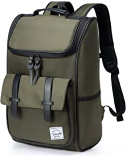 Durable Firm Men Large Capacity Solid Canvas Outdoor Bag Travel Climb Backpack