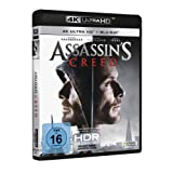 Assassin's Creed (+ Blu-ray) [4K Blu-ray]