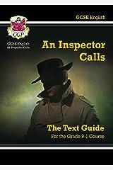 Grade 9-1 GCSE English Text Guide - An Inspector Calls (CGP GCSE English 9-1 Revision) Paperback