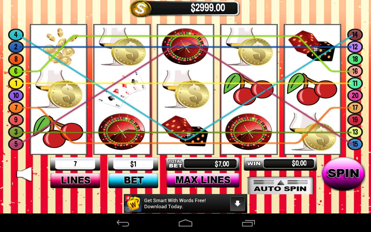 casino games free bonus