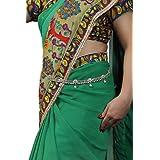 WomenSky Traditional Silver Plated kamarpatta with Oxidized Look, tagdi, Kardhani, bellychain, Waist Chain, Hip Chain, Kamarb