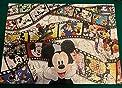 Jumbo 19493/Disney Mickey Mouse 90/ème Anniversaire 1000/pi/èces Puzzle Multicolore