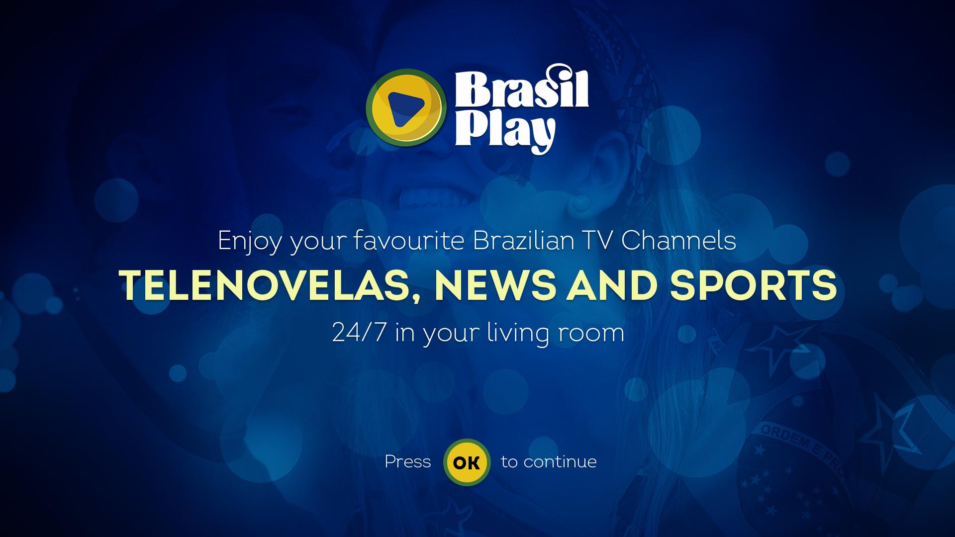 Brasil Play TV - Assista o melhor da Televisão Brasileira, Notícias, Novelas. Sem Contrato. - 4
