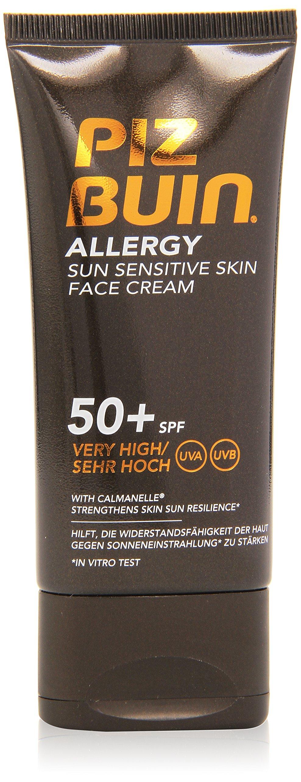 Piz Buin Allergy Crema Viso Fp50+ 50Ml