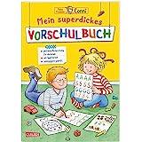 Conni Gelbe Reihe (Beschäftigungsbücher): Mein superdickes Vorschulbuch: Kinderbeschäftigung ab 5