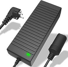 Anware Spannungswandler - 10A 120W Netzteil KFZ Netzadapter Wechselrichter 100V/110V-220V/230V/240V auf 12V AC DC Adapter