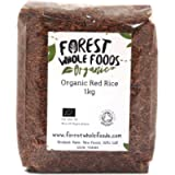 Forest Whole Foods Organic Red Rice (1kg)