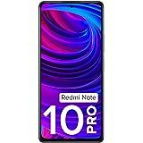 Redmi Note 10 Pro (Glacial Blue, 6GB RAM, 128GB Storage) -120hz Super Amoled Display|64MP with 5mp Super Tele- Macro
