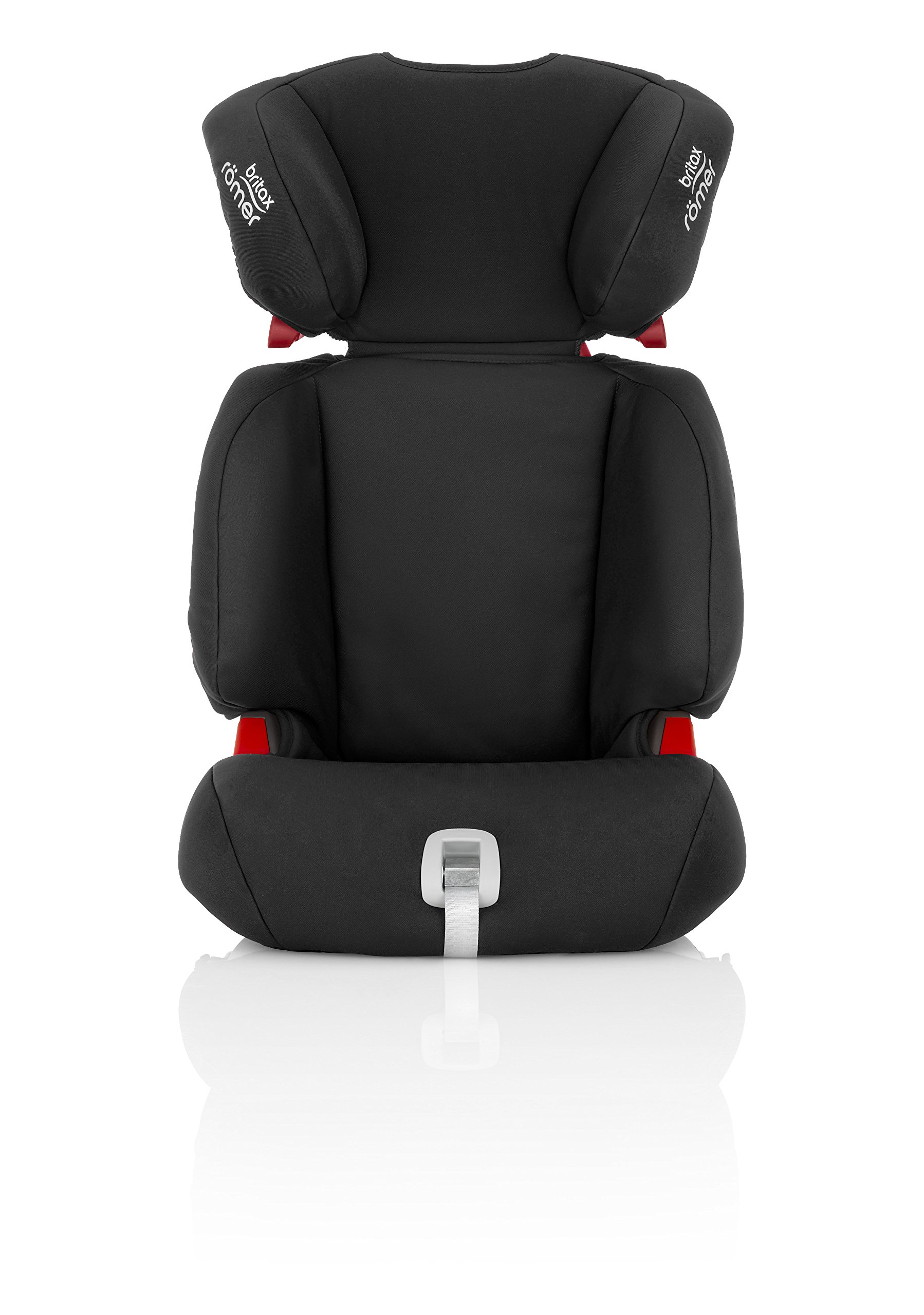 Britax Römer DISCOVERY SL Group 2-3 (15-36kg) Car Seat - Cosmos Black Britax The DISCOVERY SL is an award-winning highback booster seat with flexible installation options to suit any car - with optional attachment to the car's ISOFIX anchorage points. All in a lightweight shell for easy transfer between cars Highback booster protection - this highback booster will protect your child in 3 ways: the seat shell provides head to hip protection; the upper and lower belt guides provide correct positioning of the seat belt; and the padded headrest provides safety and comfort Adjustable backrest - the child seat's adjustable backrest allows you to match the angle of the vehicle seat, providing a better fit and a comfortable position for your child 4