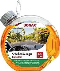 SONAX 387400 Scheibenreiniger Konzentrat Tropical Sun, 3 Liter