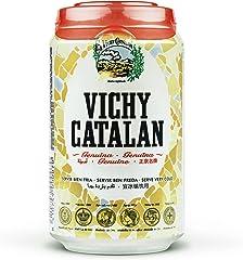 Vichy Catalan Bebida A Base de Agua Mineral Natural, 330ml