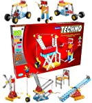 SARTHAM Construction Toys, Mechanical Kit for Kids, Senior Techno (Age 6+)